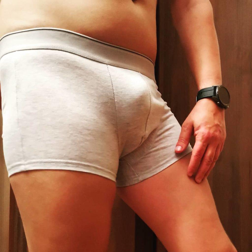 Обзор мужских трусов ТВОЕ серого цвета