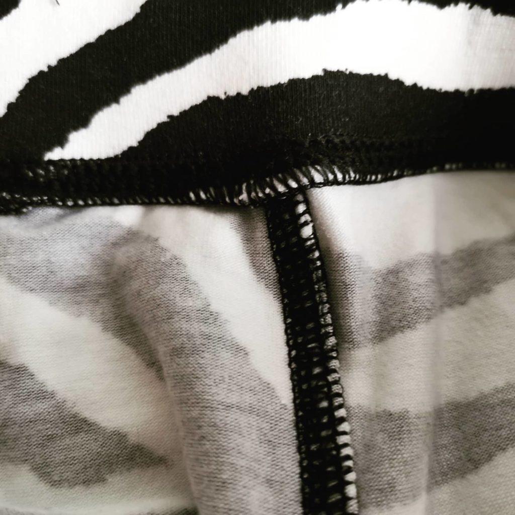 Обзор мужских трусов зебра